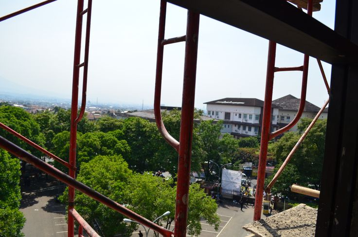 Terima kasih kpd PT Pertamina atas sumbangan gedungnya di area pendidikan UNPAD Dipati Ukur.
