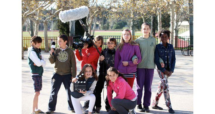Secteur de l'Enseignement - Programme Jeune Planète Cinéma – Lycée Français Madrid – Elèves de Primaire