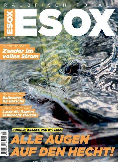 #Bodden, #Kiessee und im #Fluss: Alle Augen auf den #Hecht! 🎣  Jetzt in ESOX_Magazin:  #Angeln #Fischfang #Fisch