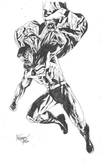 Superman by Mico Suayan