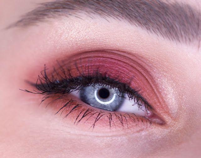 Makeup Revolution New-trails vs Neutrals makeup