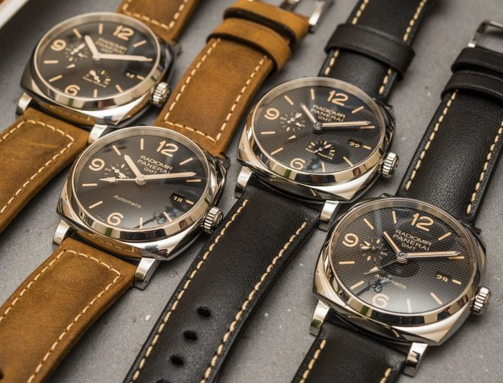 "New Panerai Radiomir 1940 3 Days GMT Automatic Watches For #SIHH2016 Hands-On - by Kenny Yeo - see hands-on photos of all 4 models, learn more on aBlogtoWatch.com ""For 2016, there's an emphasis from Panerai on growing its popular Radiomir 1940 collection. There are 4 new GMT models and, as is expected with Panerai, they all retain the classic and bold look from the brand. The 1940 line is essentially a hybrid combination of the Radiomir and Luminor watches, and is popular amongst…"