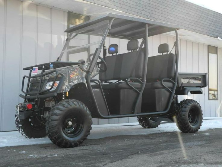 the ultimate hunting and rescue vehicle this american sportworks lmc4p predator hybrid 4x4 utv. Black Bedroom Furniture Sets. Home Design Ideas