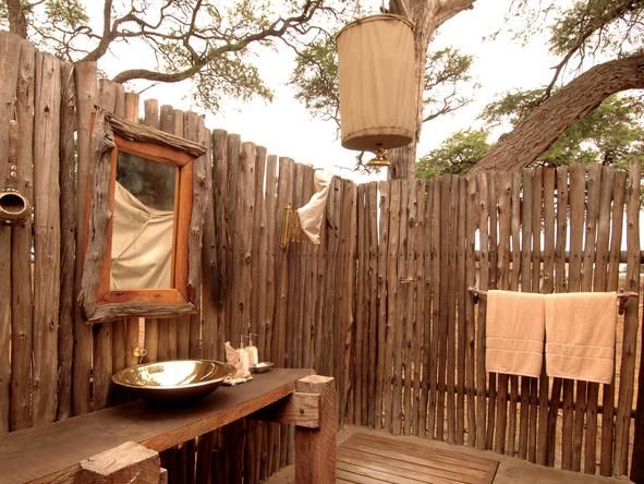 Linyanti Bush Camp Botswana Go2africa With Images