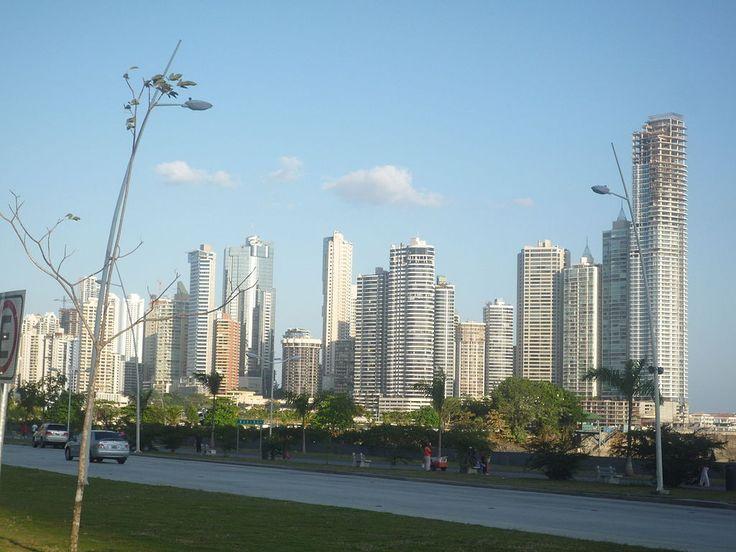 パナマ市中心街 Punta Paitilla Pmá ◆パナマ - Wikipedia https://ja.wikipedia.org/wiki/%E3%83%91%E3%83%8A%E3%83%9E #Panama