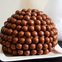 Chocolate Malteser® cake @ allrecipes.co.uk