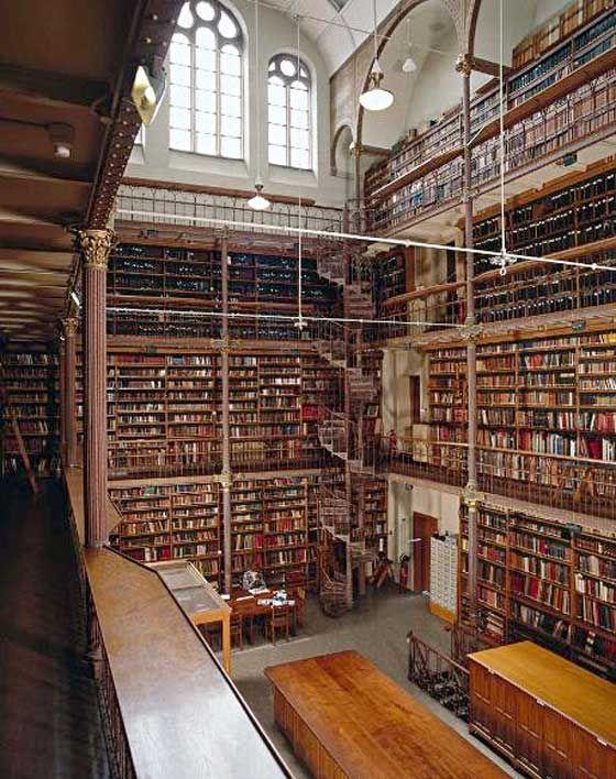 Gerestaureerde Cuypersbibliotheek in het Rijksmuseum wordt opengesteld voor bezoekers | Boekendingen…