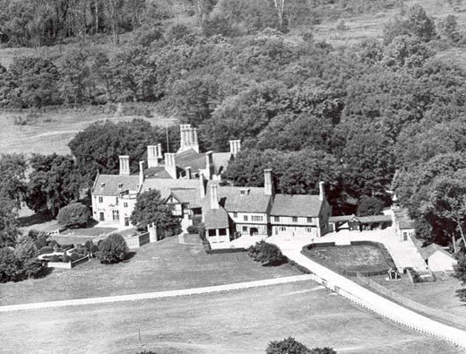 Meadow Brook Hall, a lavish mansion in Rochester known locally as a symbol of the automotive industry's rise in Metro Detroit, is now a National Historic Landmark.