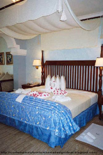 Bedroom Romantic Blue And White Color Wedding Bedroom Decoration Ideas With Double Small Wall Bedroom Chandeliers Decorating Ideas For Small Bedroom Breathtaking Wedding Bedroom Ideas Decoration for Young Couple