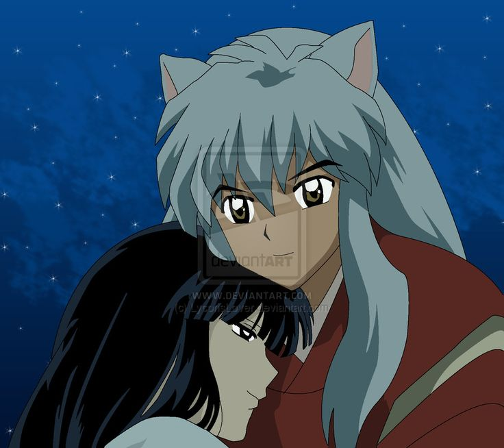 17 Best Images About Inuyasha And Kikyo On Pinterest