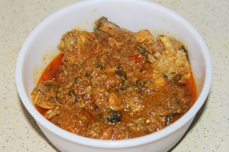 SavisPassions: Methi Chicken