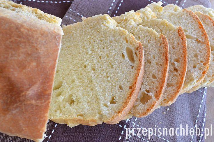Francuski chleb na drożdżach