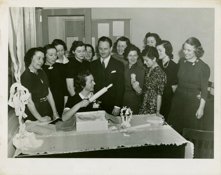 1940 Wedding Ideas: 1940s Wedding Shower