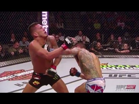 UFC (Ultimate Fighting Championship) 185: Fight Motion