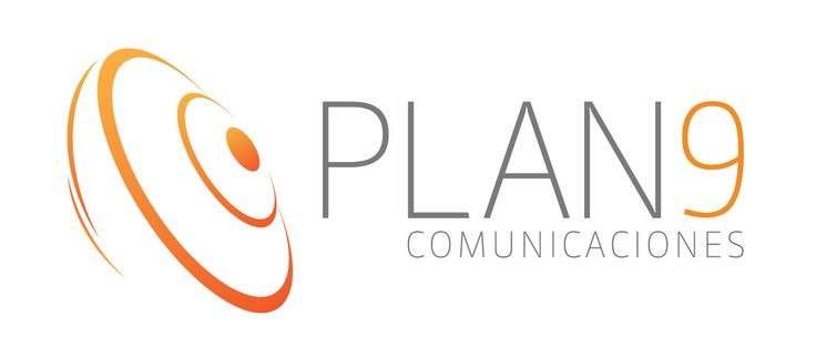 Plan 9 Comunicaciones - Nuevo logo