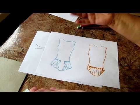 Открытые юбочки - YouTube