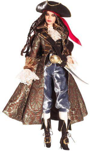 2007 Pirate Barbie - Barbie Collectible Gold Label Barbie http://www.amazon.com/dp/B000UVHIS6/ref=cm_sw_r_pi_dp_6ZhXtb1DA0QQ6RJP