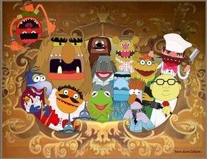 The Muppets - jasonshawnhickman on deviantART