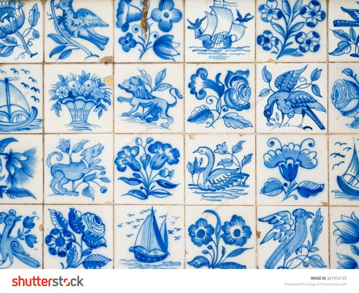LISBON, PORTUGAL, NOVEMBER 4, 2012: typical portuguese tiles (azulejos) on the wall of an ancient house in Alfama district