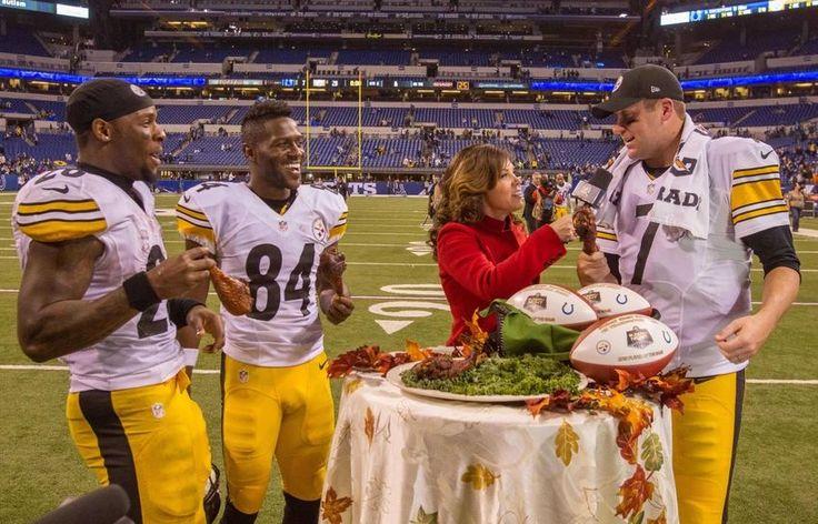 Steelers News: Mike Mitchell, Ladarius Green, Antonio Brown