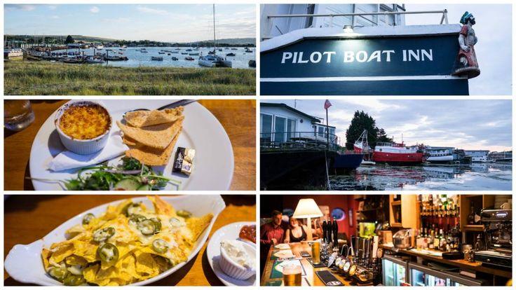 Pilot boat Sussex Ile de Wight grande Bretagne blog voyage Love Live Travel