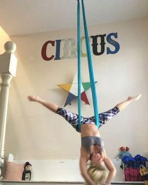Aerial Hammock ❤️part 1 #circusvardo #circusgirl #circuseverydamnday #cirfit #aerialhammock #aerialyoga #aerialsilks #aerialsling #aerialfabric #aerialfitness #aerialistsofig #strong #bodyweightworkout #corestrength #abs #fitspiration #fitgirl #fitfam #eatclean #aerialnation #hammockflow