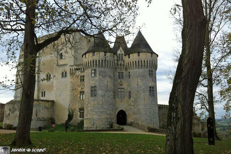 Tours d'entrée du Château St-Jean de Nogent-le-Rotrou