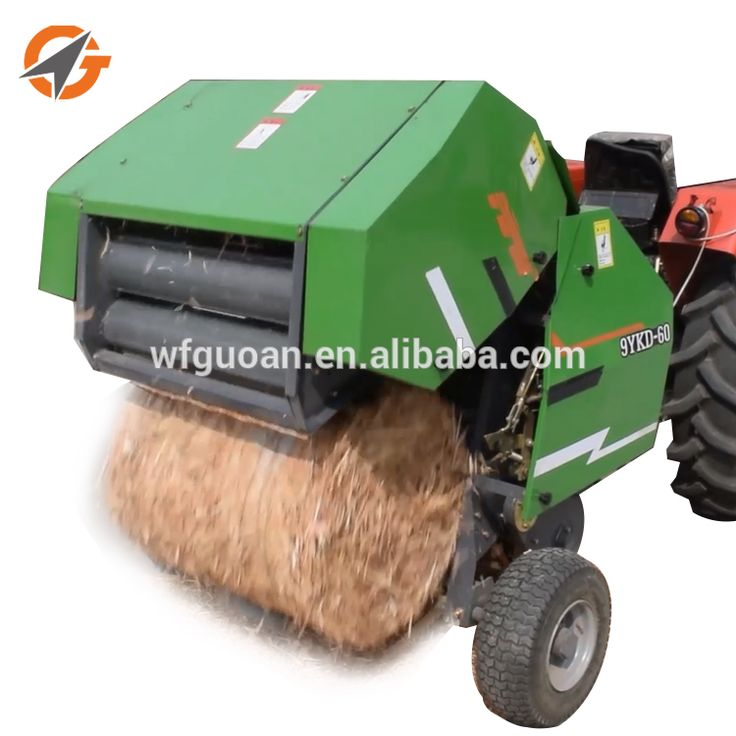 #hay #roundbaler #tractor #agricultural #farm #baler Good performance mini round baler Welcome to contact me. skype/whatsapp:+86-15908000863