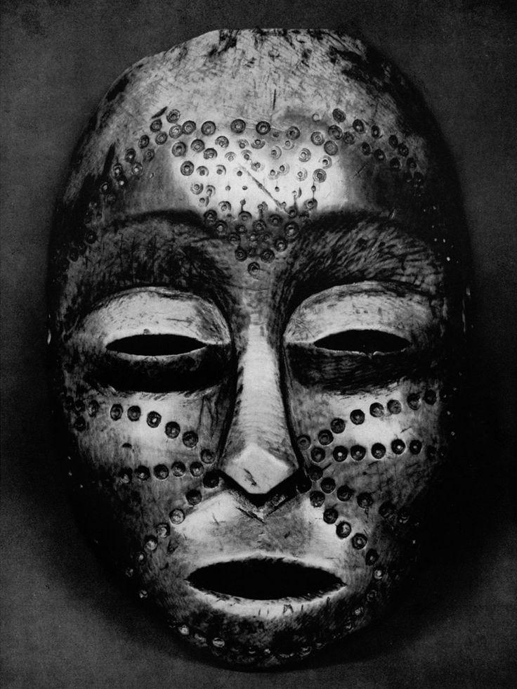 Sherrie Levine, African Masks after Walker Evans