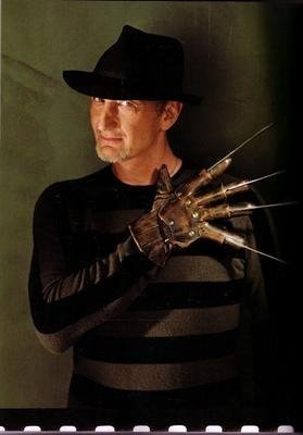 Robert Englund... the ONLY Freddy in my opinion.