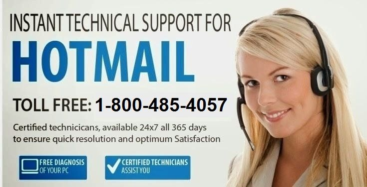 Hotmail technical support help just contact with our expert technical team that helps you to find all the problems and fix it easily.You can call us,Our Toll Free 1-800-485-4057.