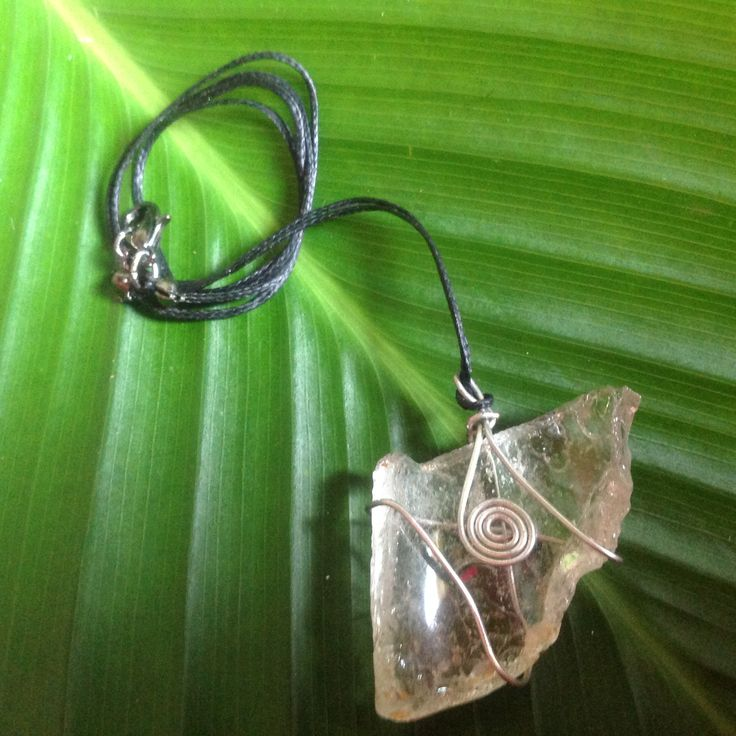 Cheryl's Jewellery @ Champagne Cheryl is creating a range of recycled glass pendants - using old coke bottles dumped in the sea in Vanuatu after World War 2. Each piece is individually crafted. If you want to purchase contact info@lavkokonas.com
