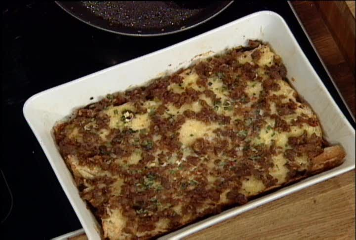 Get this all-star, easy-to-follow Breakfast Casserole recipe from Emeril Lagasse.