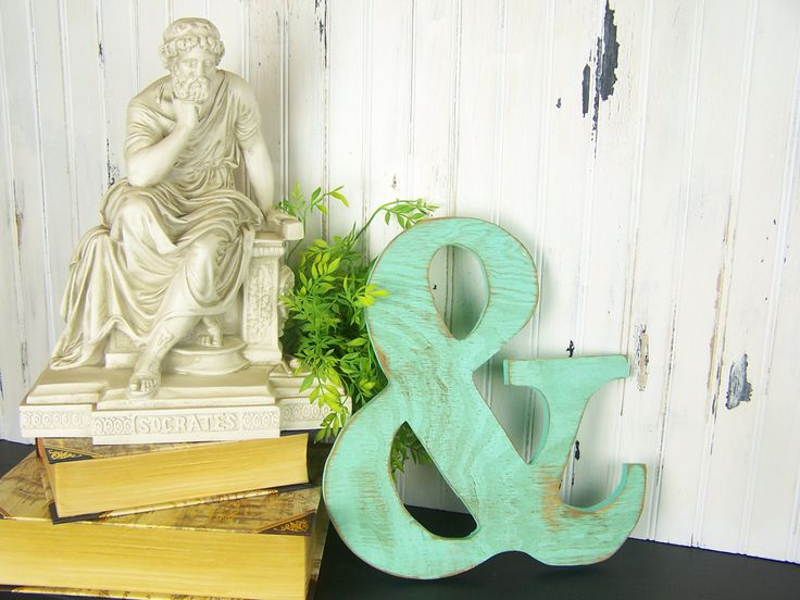 Wooden Ampersand Sign Gallery Wall Decor And Symbol Typography Sign 12 inch Ampersand Prop Wedding Prop Ampersand Wall Art Ampersand Décor Wall Galleries