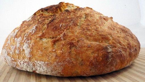 irský chléb s podmáslím