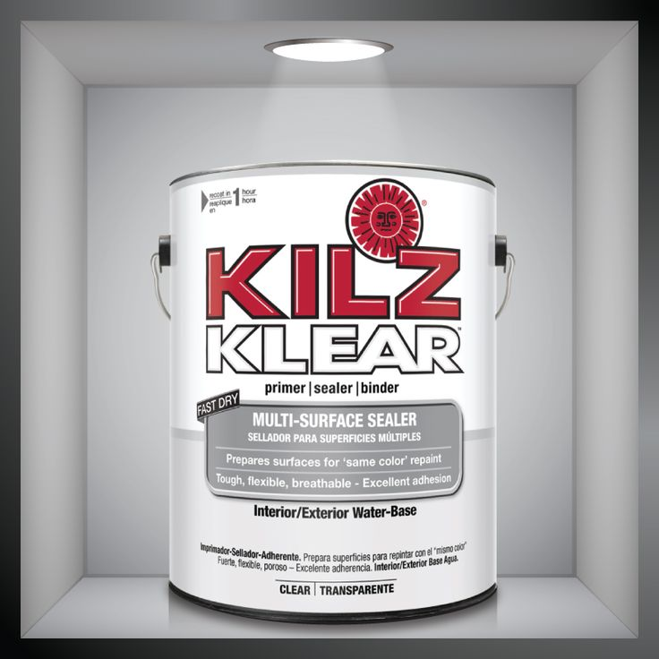 exterior paint primer tips. if you need a clear sealer that blocks severe stains and odors, grab gallon of kilz max® clear. this is an ideal for interior surfaces under exterior paint primer tips d