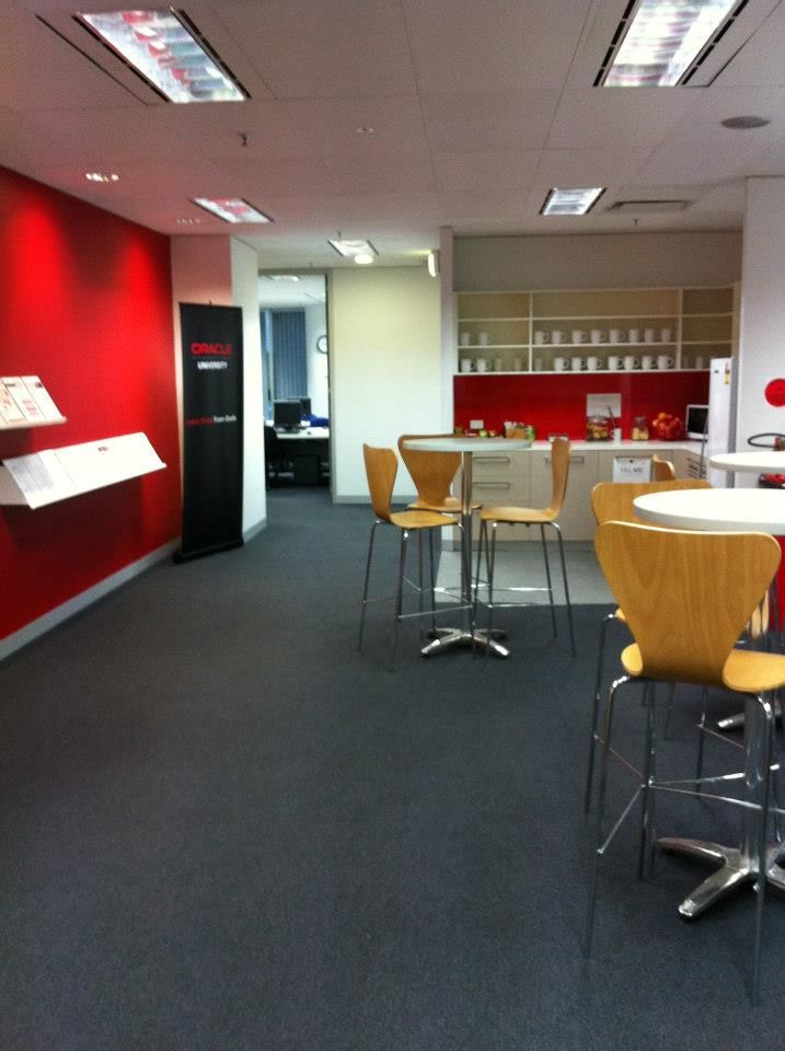 This Is The Education Centre Oracle Corporation University In Sydney Training Oracleedu Design Australia Syd