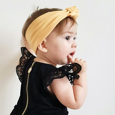 http://lillyandlace.com.au/product-category/topknot-baby-fabric-headbands-australia/ Handmade baby top knot fabric headband knotted turban