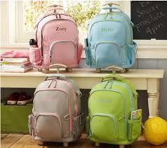 girls rolling backpacks - Google Search