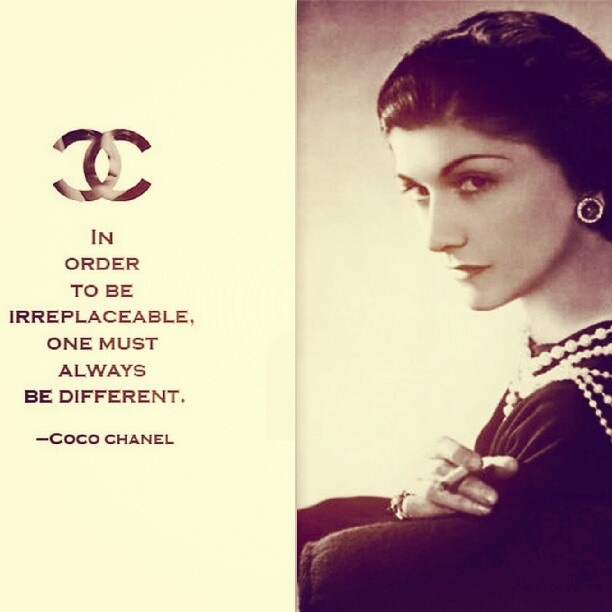 Gabrielle Coco Chanel Quotes. QuotesGram