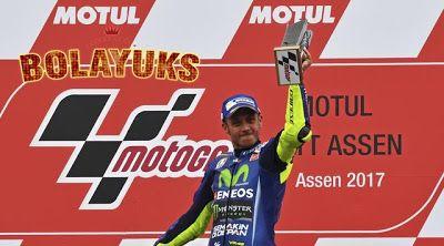 MotoGP: Valentino Rossi Sedang Menuju Rekor Agostini - Bolayuks News
