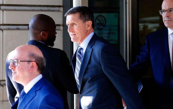 The Trump Team Definitely Colluded With a Foreign Power—Just Not the One You Think  Why are the media paying scant attention to Michael Flynn's admissions about Israel?