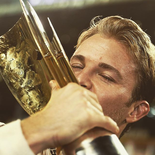 BREAKING NEWS!  Nico Rosberg's last act in #F1 was to win the world title. He has shocked the sporting world by retiring today with immediate effect. What a way to go out 🏆