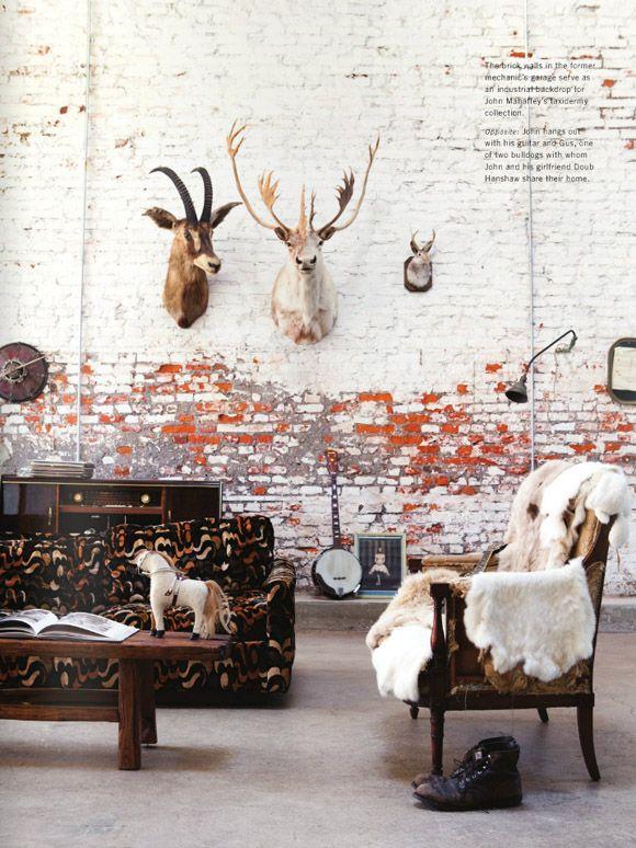 VINTAGE  CHIC: decoración vintage para tu casa [] vintage home decor: De casualidades, revistas y blogs [] About coincidences, mags and blogs
