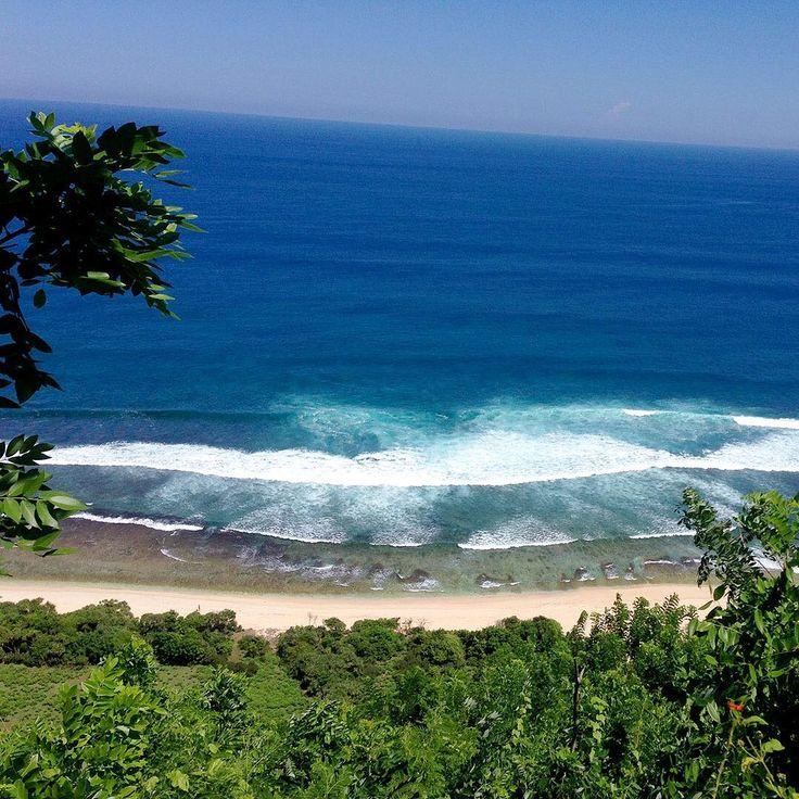 Nyang Nyang Beach, Bali, Indonesia