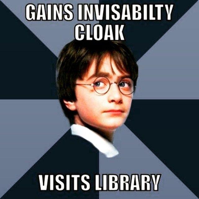Harry had it right