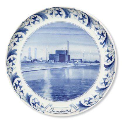 Atomteller: Brunsbüttel KKB, 39,00 €