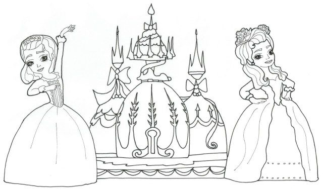 27 Awesome Photo Of Sofia The First Coloring Page Albanysinsanity Com Mermaid Coloring Pages Cartoon Drawings Disney Coloring Pages