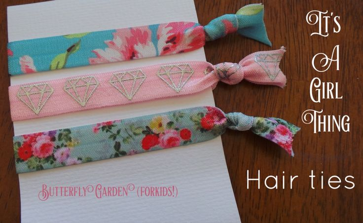 It's a girl thing hair tie set https://butterflygardenforkids.com.au/collections/clothing-to-love