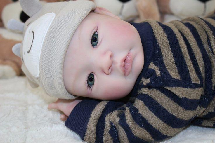 Bebê Reborn Carequinha Lindo Menino, Detalhes Reais - R$ 799,90 no MercadoLivre